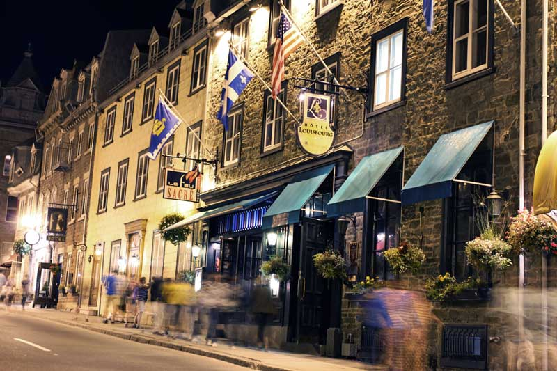 Hotel Louisbourg Quebec City