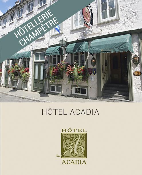 Hotel Acadia Louisbourg Quebec